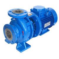 Насос К 100-80-160А центробежный консольный горизонтальный для воды