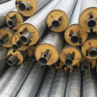 Труба стальная 159 х 5-6 б/у, восстановленная