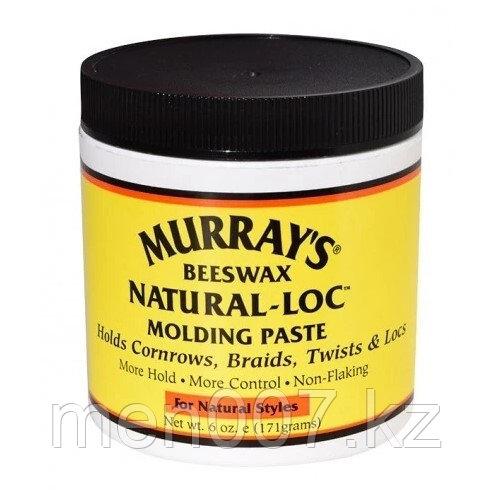 Murray's Beeswax Natural Loc Molding Paste (паста для укладки волос)