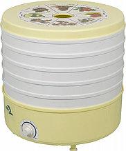 Сушилка для овощей и фруктов Ротор-Дива СШ-007-06, 5 поддонов