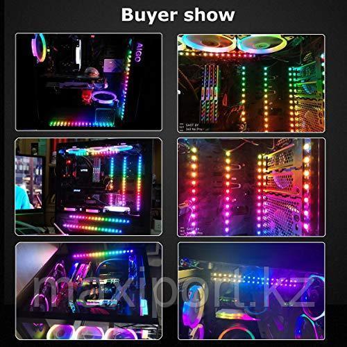 Argb лента для компьютера 50см +5V на клейкой основе (RGB)