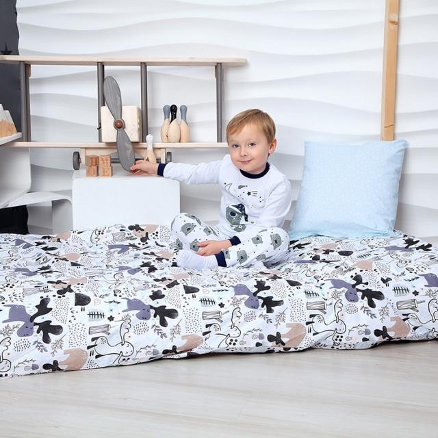 Комплекты постельного белья для детской кровати 160*80 см
