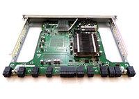 Модуль фабрики HPE FlexFabric 10508, тип B, 640 Гбит/с [JC753A]