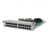 Модуль фабрики HPE FlexFabric 10512, тип B, 96 Гбит/с [JC749A]