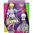 Barbie Экстра Модная Кукла в шапочке №2, Барби, фото 6