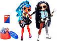 LOL OMG Remix Игровой набор с двумя куклами ЛОЛ Ремикс ОМГ Музыкальный дуэт, фото 5