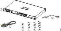 Монтажный комплект Cisco [ASA5516-BRACKET=]