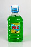 """Средство для мытья посуды """"WIZ"""" с ароматом яблоко 5,0л."""