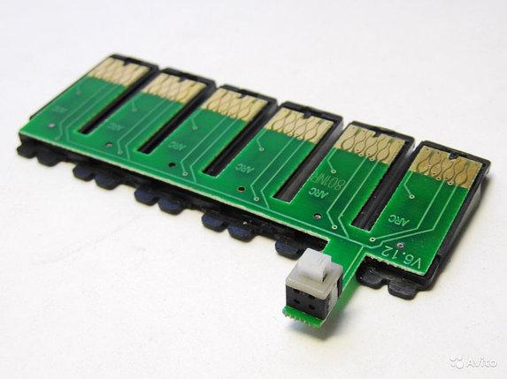 Планка чипов для СНПЧ epson p50, фото 2