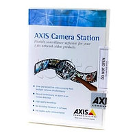 Лицензия [0202-002] [Camera Station 10 license base pack EN]
