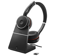 Гарнитура Jabra Evolve 75 Stereo UC, Charging stand & Link 370 [7599-838-199]