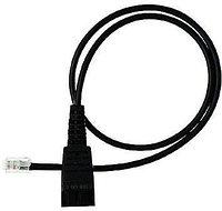 Шнур QD cord, straight, mod plug [8800-00-37]