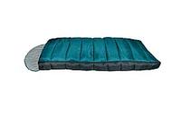 Спальный мешок CHIC-CHOCS 3D (2,27кГ)(213х86+38см)(-10ºC) (зеленый/черный)