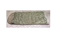 Спальный мешок LABRADOR (2,27кГ)(218х114+38см)(-30ºC)(хаки) - c внутренним одеялом