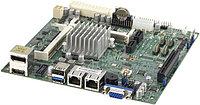 Материнская плата Supermicro X10SBA-L mITX Intel SoC [MBD-X10SBA-L-O]
