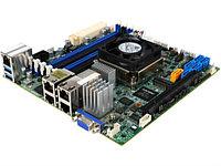 Материнская плата Supermicro X10SDV-8C-TLN4F+ mITX Intel SoC [MBD-X10SDV-8C-TLN4F+-O]