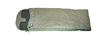 Спальный мешок ANTICOSTI (2,72кГ)(213х102+31см)(-35ºC)(хаки)
