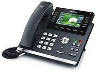 "IP-телефон Yealink, 16 x SIP, 2 x GE, 4.3"" LCD, PoE [SIP-T46G]"