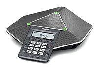 Конференц-телефон Yealink, 1 x SIP, 1 x FE, 2.7 LCD, PoE [CP860]