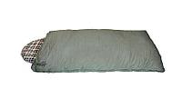 Спальный мешок ORFORD 3/1 (0,68/1,81кГ)(218х106+25см) (0ºC/-45ºC)(хаки)