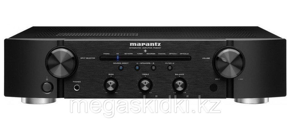 Стереоусилитель Marantz PM6007 черный