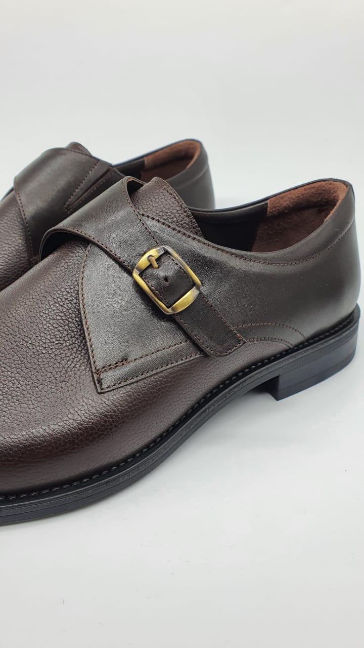 Мужские туфли монки ETOR - фото 5