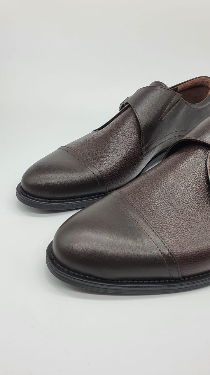 Мужские туфли монки ETOR - фото 4