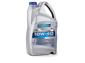 Масло моторное RAVENOL TSi SAE 10W-40, 5 литров