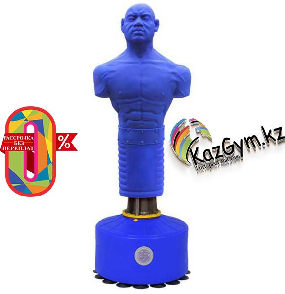 """Манекен для отработки ударов """"Герман"""" (F2), синий"""