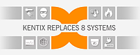 Универсальная система безопасности KENTIX