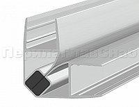 T210 Комплект уплотнителей для стекла 8мм (2 шт.), стекло-стекло, с магнитом 90°/180°, 2,2 м.