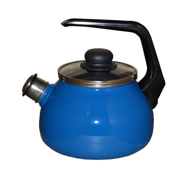 """Чайник эмалированный со свистком """"Ocean"""" 2 литра"""