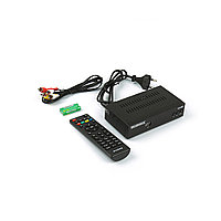 Цифровой телевизионный приемник LUMAX DV3201HD (Black)