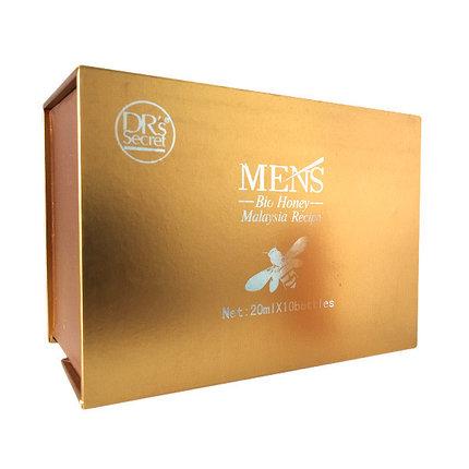 Био-мёд от проблем с мужским здоровьем Men's Bio Honey Dr's Secret (1 ампула - 20 мл, Малайзия), фото 2