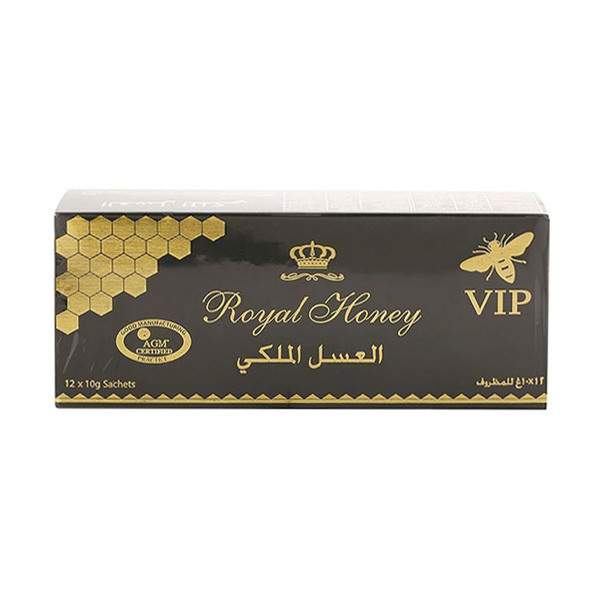 Королевский мед Royal Honey VIP (120 г, Малайзия)
