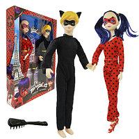 Набор кукол Miraculous «Леди Баг и Супер-кот»