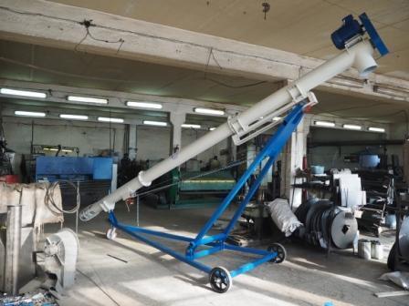 Шнековый транспортер сыпучих материалов принцип работы теплового узла с элеватором