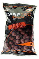 Бойлы тонущие Dynamite Baits CarpTec 1кг. 20мм (DY1161=Krill & Crayfish)