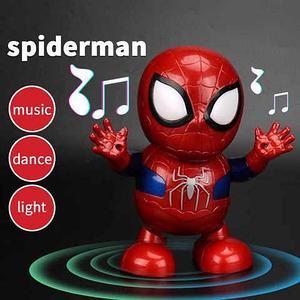 Танцующий интерактивный робот DANCE HERO (Человек-паук)