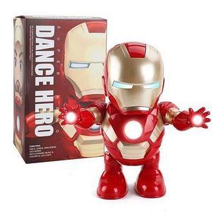 Танцующий интерактивный робот DANCE HERO (Железный человек)