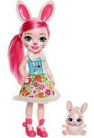 Большая кукла 31 см Enchantimals Бри Кроля и Твист FRH52