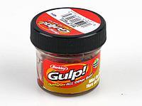 Мягкая приманка Berkley Gulp! Worm (1102714-GR=Red Wiggler (червь))