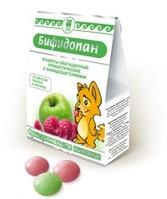 Бифидобак жевательные конфеты с бифидобактериями, 60 г
