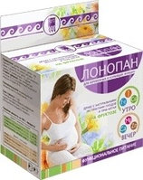 Натуральные витамины и минералы для беременных и кормящих женщин Лонопан