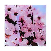"""Картина на стекле """"Сакура"""" 30*30"""