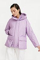 Куртка женская Finn Flare, цвет сиреневый, размер L