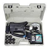 """ПГРА-400 (КВТ) Аккумуляторный гидравлический пресс с набором матриц, серия """"ПРОФИ"""", фото 2"""
