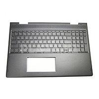 Клавиатура HP Envy 15 -CN HP 15-da 15-db (P/N L13652-251, SN8172BL2) с подсветкой топ панель