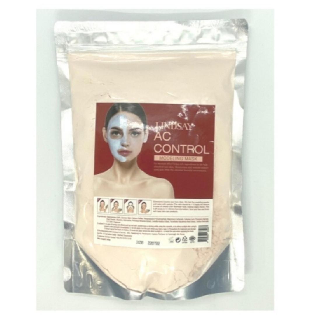 Альгинатная маска очищающая против акне AC-control Modeling Mask Pack (240 гр) Lindsay