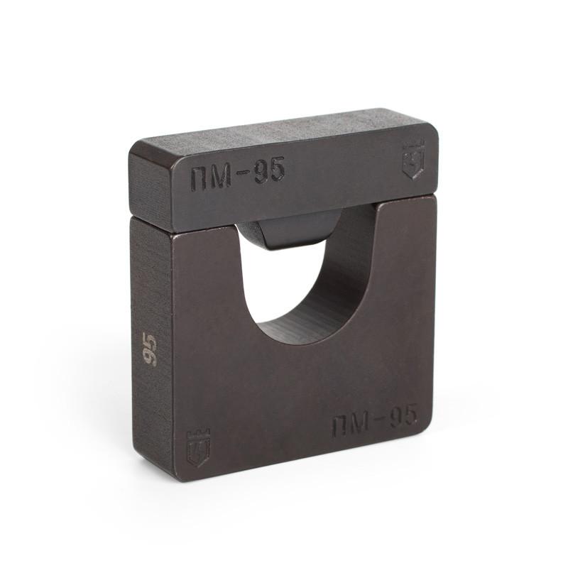 НМ-300 ПМ Набор матриц для опрессовки медных листовых наконечников ПМ